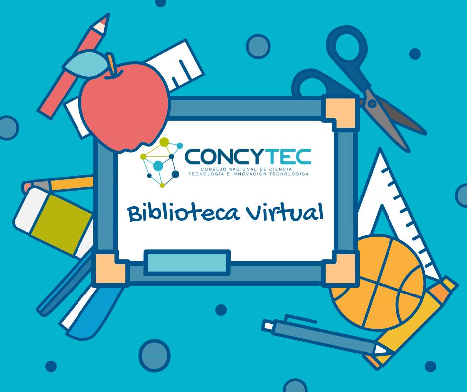 Biblioteca Virtual CONCYTEC